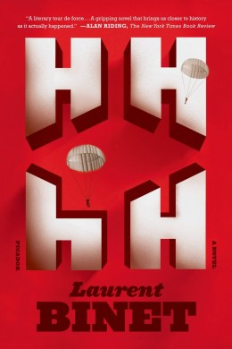 Review of HHhH by Laurent Binet (trans. Sam Taylor)